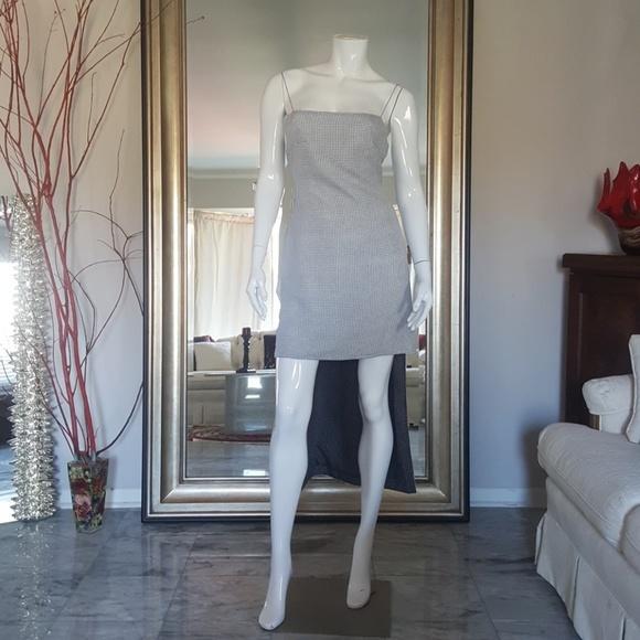 79ca377e20dd Salt Studio Boutique Dresses | Cosmic Grid Slip Dress By Three Of ...